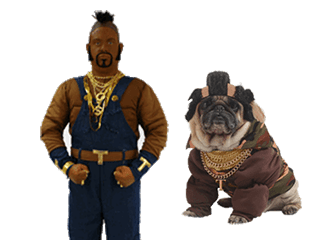 A-Team Kostuums