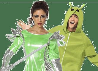 Alien Kostuums