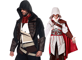 Assassin's Creed Kostuums