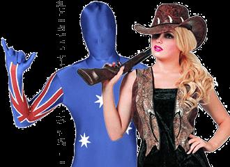 Australie Kleding