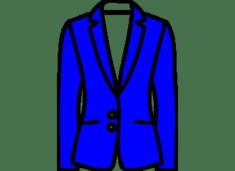 Blauwe Colberts