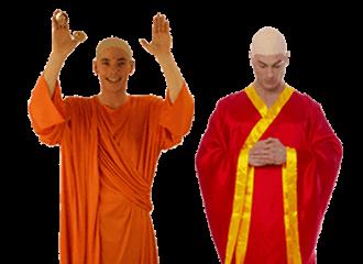 Boeddhisme Kleding