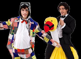 Comedian Kostuums