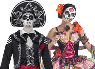 Day of the Dead Kostuums