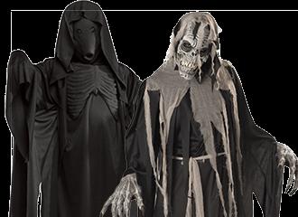 Dementor Kostuums