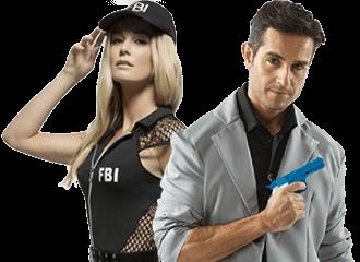 Detective Kostuums