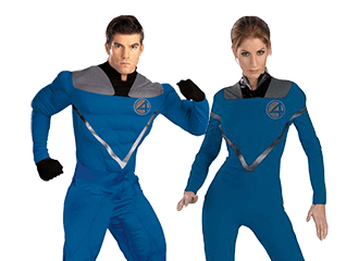 Fantastic Four Outfits