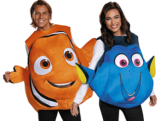 Finding Nemo Kostuums