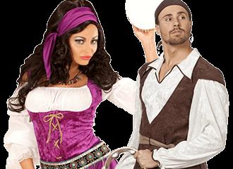 Gipsy Kostuums