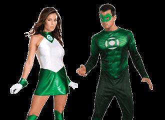 Green Lantern Kostuums