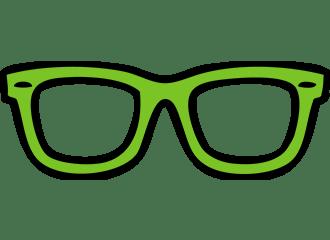 Groene Brillen