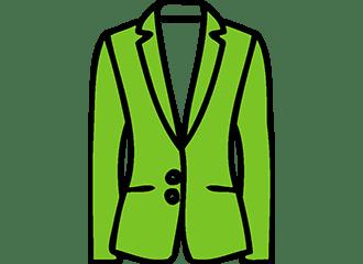 Groene Colberts