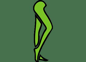Groene Panty's