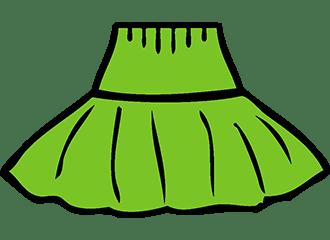 Groene Petticoats