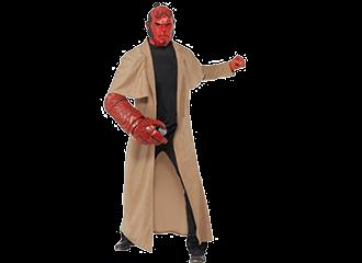 Hellboy Kostuums