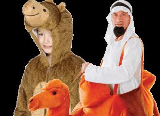 Kameel Kostuums