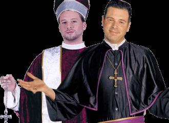 Kardinaal Kostuums