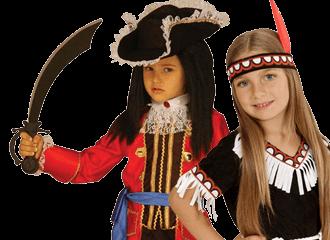 Kinder Themakleding