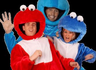 Koekie Monster Kostuums