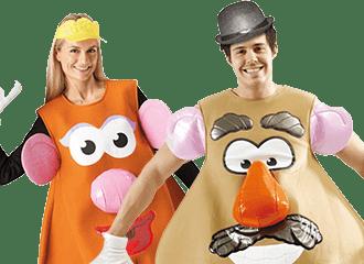 Mr. Potato Head Kostuums