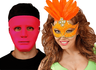 Neon Maskers