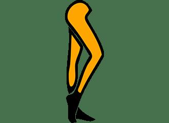 Oranje Leggings