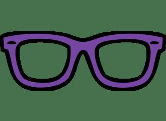 Paarse Brillen