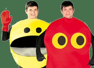 Pacman Kostuums