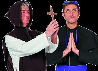 Pater Kostuums