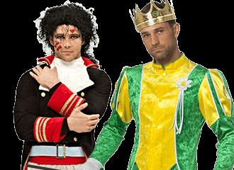Prins Kostuums