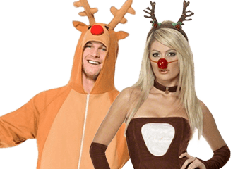 Rudolf Outfits