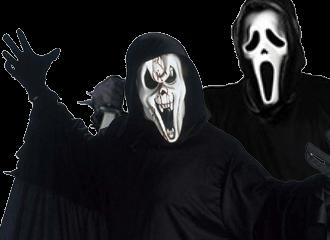 Scream Kostuums