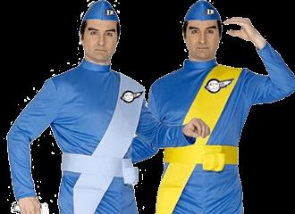 Thunderbirds Kostuums