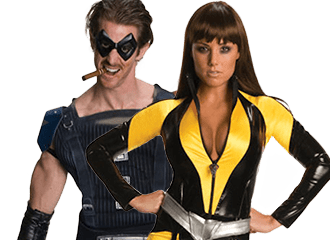Watchmen Outfits