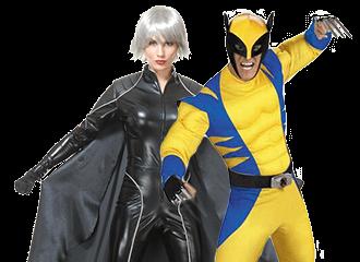 X-Men Kostuums