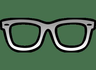 Zilveren Brillen