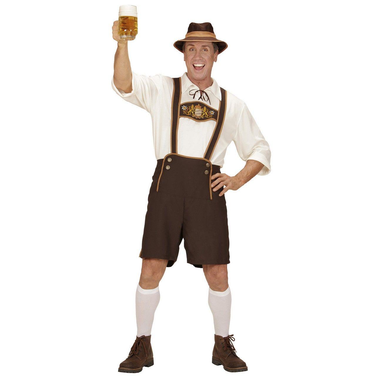 Mr Skoll Beierse Man Kostuum