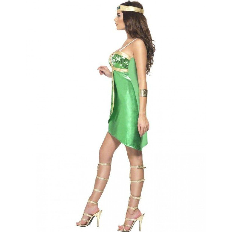 c3f9578896eccc Sexy Medusa Vrouw Kostuum  Altijd de Goedkóópste! Feestwinkel XL