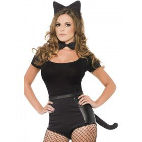 Bonte Kat Set