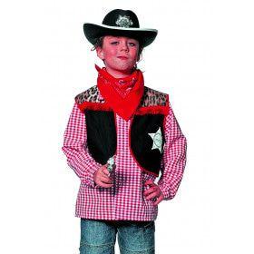 Cowboyvest Ranchero Jongen