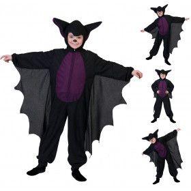 Geinige Kinder Vleermuis Kind Kostuum