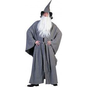 Middenaarde Tovenaar Man Kostuum