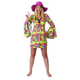 Hannah De Hippie Vrouw Kostuum