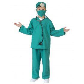 Medisch Centrum Chirurg Kind Kostuum