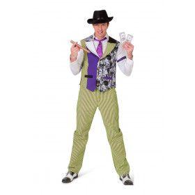 Big Spender Casino Man Kostuum