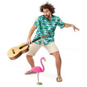 Tropisch Hawaii Shirt Thousand Carribean Islands Man