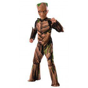 Tiener Infinity War Deluxe Groot Kind Kostuum