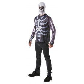 Skelet Strijder Fortnite Skull Trooper Man