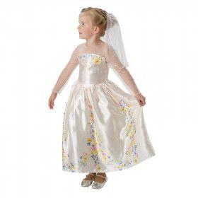 Sprookjeshuwelijk Assepoester Van Prinses Tot Koningin Meisje Kostuum