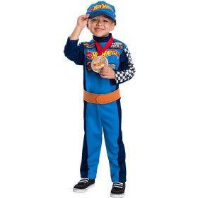 Formule 1 Driver Of The Day Jongen Kostuum